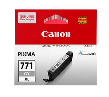 Canon 771XL Ink Cartridge, Gray