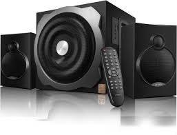 F&D A521X 2.1 Channel Multimedia Bluetooth Speakers