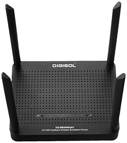 Digisol Dg Br5400qac Wireless Dual Band Router Rs 1870