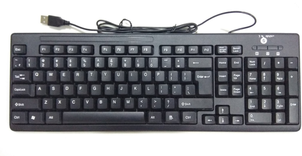 Haze H150 USB Keyboard