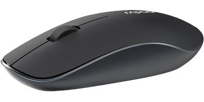 Rapoo 3510 Plus Fabric 2.4G Wireless Optical Mouse