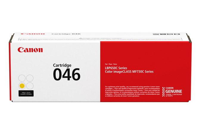 Canon 046 Yellow Toner Cartridge