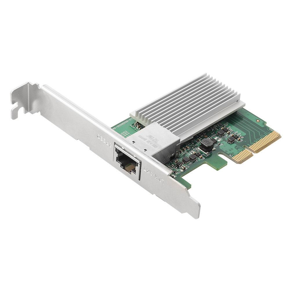 Edimax, EN-9320TX-E, 10 Gigabit Ethernet PCI Express Server Adapter