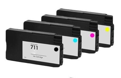 LT 711 Ink Cartridge for HP T120, T520 Designjet Printer