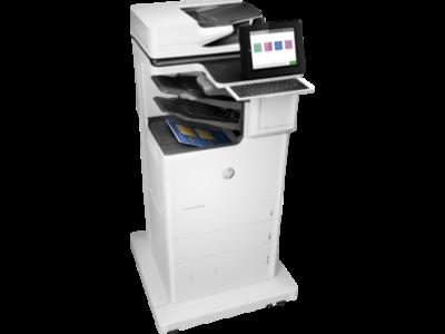 HP MFP M682z Color LaserJet Enterprise Flow Printer