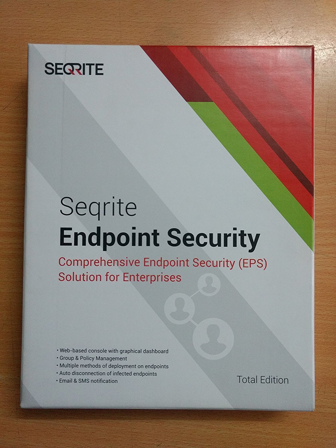 5 User, 1 Year, Seqrite Endpoint, Total Edition