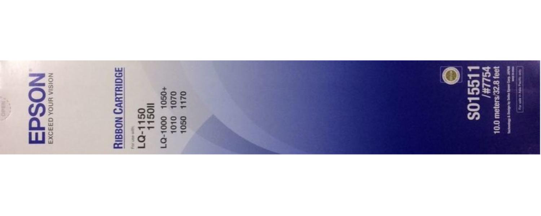 Epson LQ 1050, 1150, 1000, 1010, 1070, 1170 Ribbon Cartridge