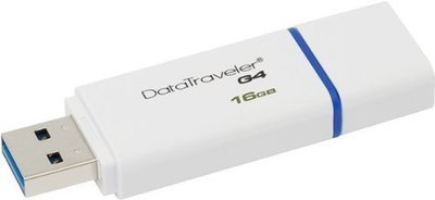 Kingston 16GB Pen Drive, 3.1, DTIG4