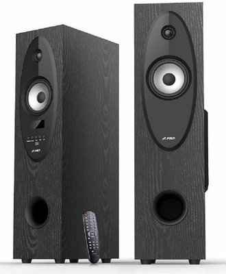 F&D T30X 2.0 Floor Standing Bluetooth Speakers