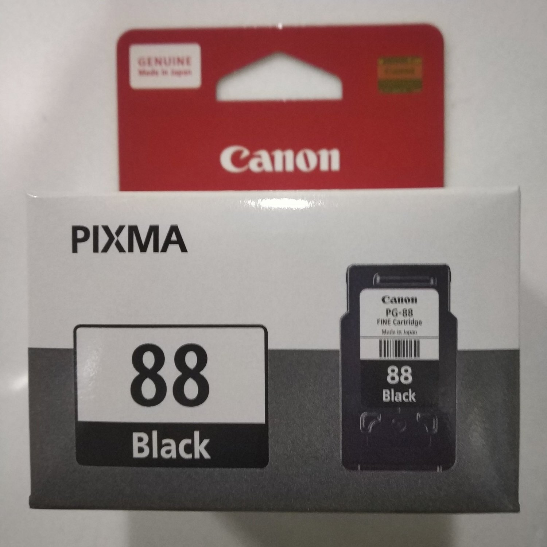 Canon 88 Ink Cartridge, Black