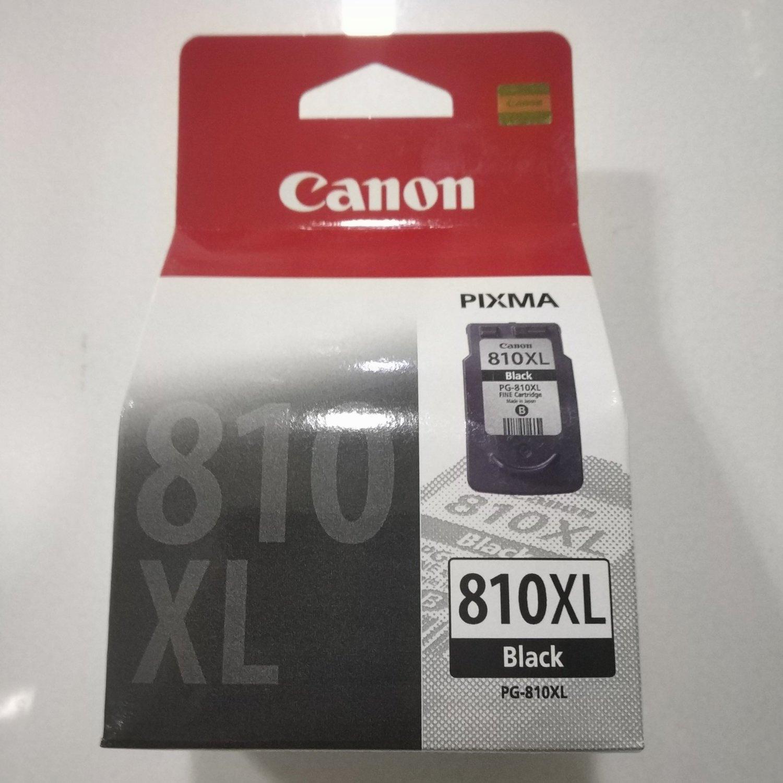 Canon 810XL Ink Cartridge, Black, 15ml