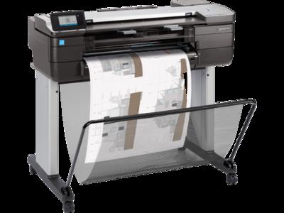 HP DesignJet T830 24-in Multifunction Printer
