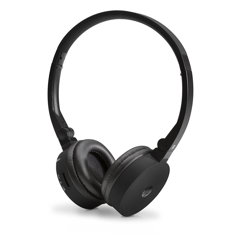 HP H7000 Wireless Headset, Black, H6Z97AA