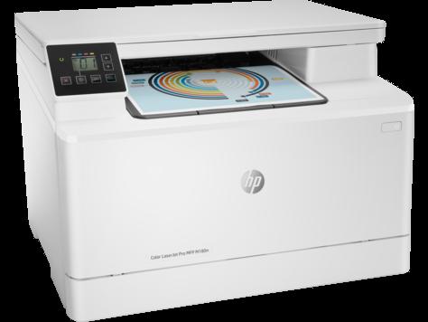 HP Colour Laserjet Pro M180N Network Printer