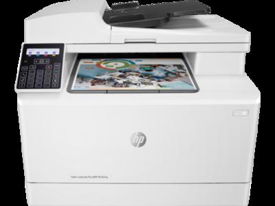 HP Color LaserJet Pro MFP M181fw Printer