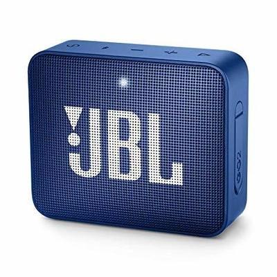 JBL Go 2 Bluetooth Speaker, Blue