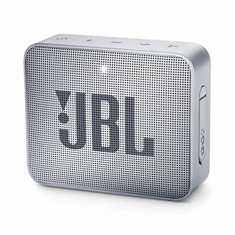 JBL GO 2 Bluetooth Speaker Grey