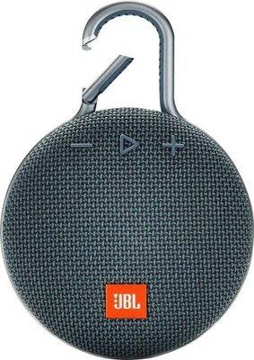 JBL Clip 3 Wireless Bluetooth Speaker-Blue