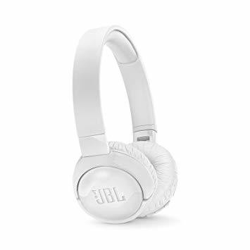 JBL Tune 600 BTNC On-Ear Wireless Bluetooth Noise, White