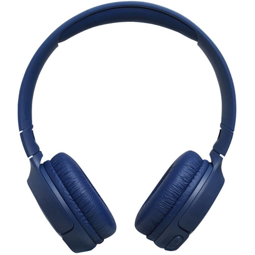 JBL Tune 500BT Powerful Bass Wireless On-Ear Headphones , Blue