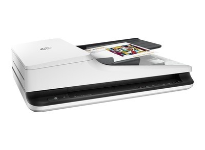 HP 2500f1 Scanjet Flatbed Color Scanner