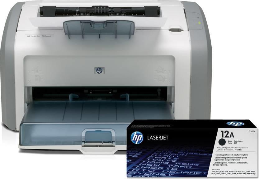 HP 1020 Plus Single Function Laser Printer
