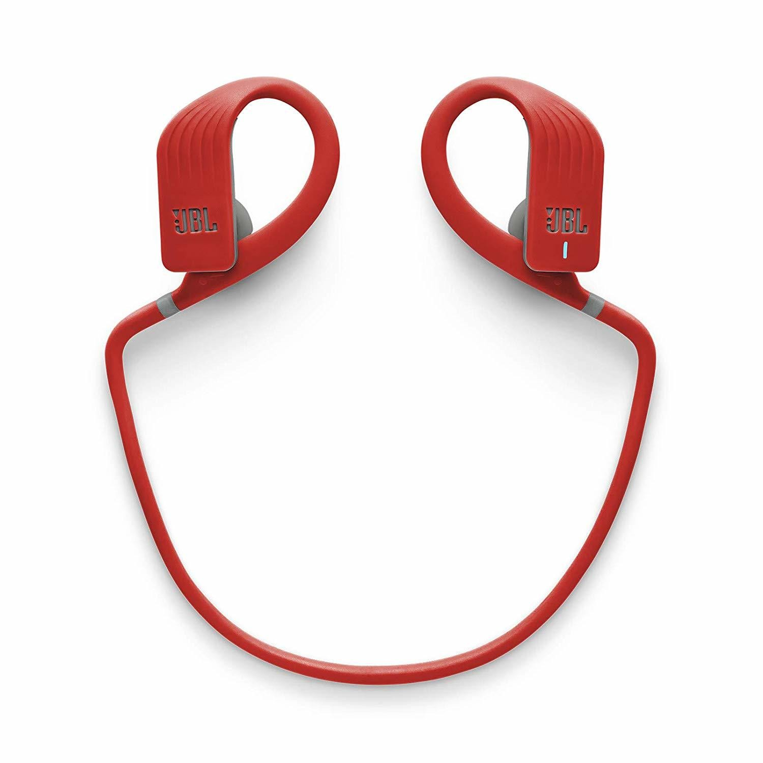 JBL Endurance Jump Waterproof Wireless Sport in-Ear Headphone- Red