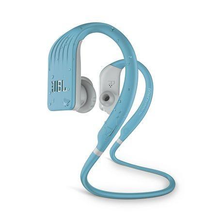 JBL Endurance Jump Waterproof Wireless Sport in-Ear Headphones -(Teal