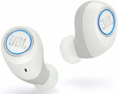 JBL Free Wireless In-ear HeadPhones, White