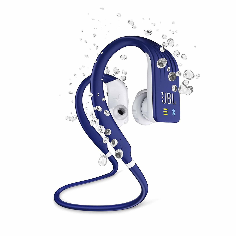 JBL Endurance Dive Waterproof Wireless in-Ear Sport-Blue