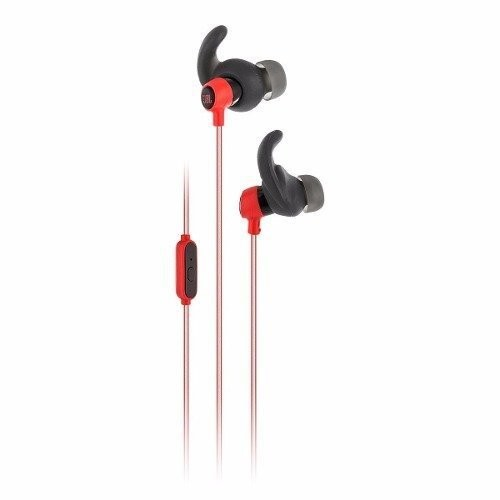 JBL Reflect Mini Sport in-Ear Headphones, Red