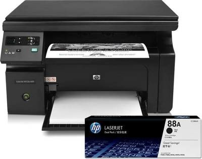 HP M1136 Laserjet Multi- function Printer
