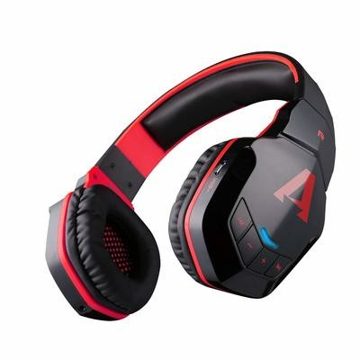 Boat Rockerz 510 Wireless Bluetooth Headphones, Red