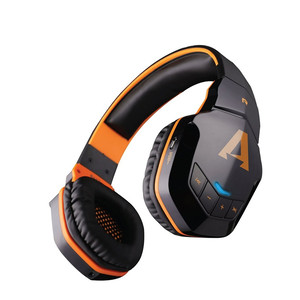 Boat Rockerz 510 Wireless Bluetooth Headphones, Orange