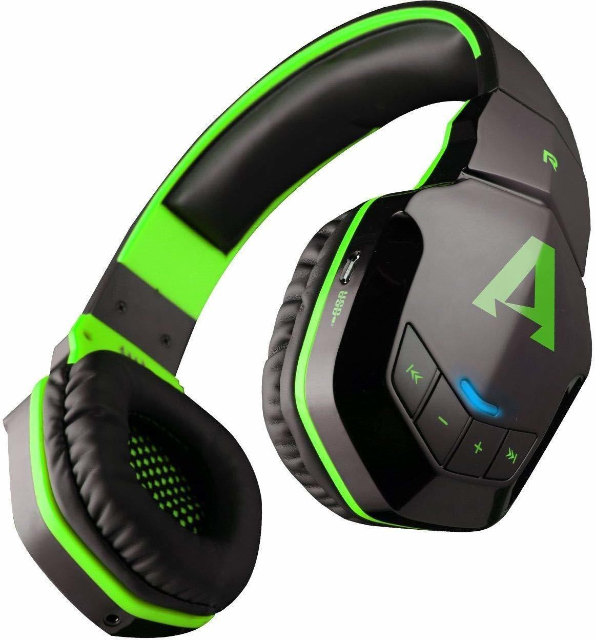 boAt Rockerz 510 Wireless Bluetooth Headphones, Green