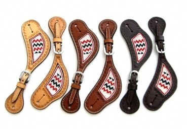 Spur Straps  - US Leatherr - AD-142 - Design #1022