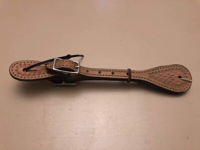 Spur Straps US Leather AE-160