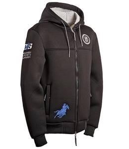 Hooded Unisex Thermo Jacket