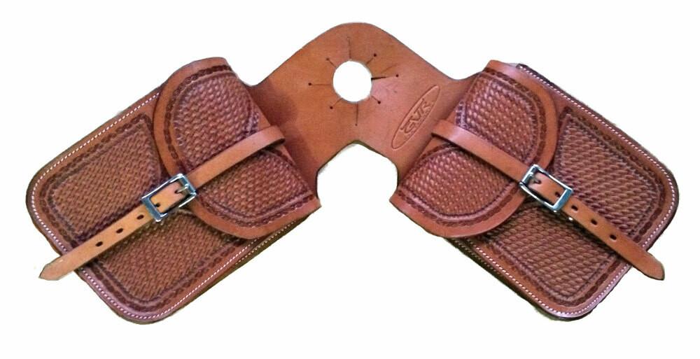 Gvr Horn bag leather
