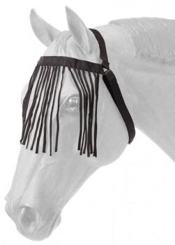 Tough-Fly veil W/Collar Black