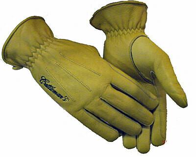 Cattleman's gloves thinsulate lining
