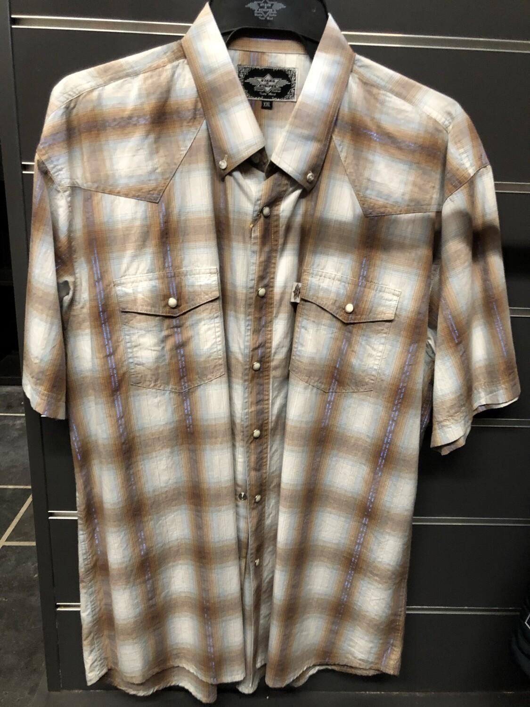 Shirt Men Star & Stripes