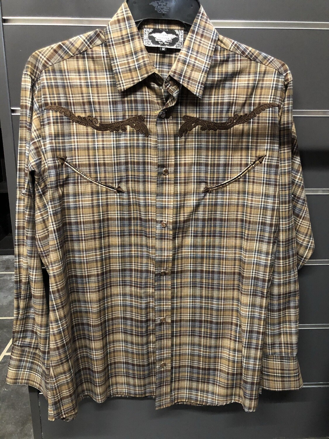 Shirt Men Star & Stripes