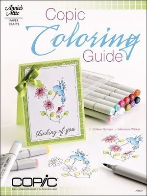 Copic Colouring guide 1