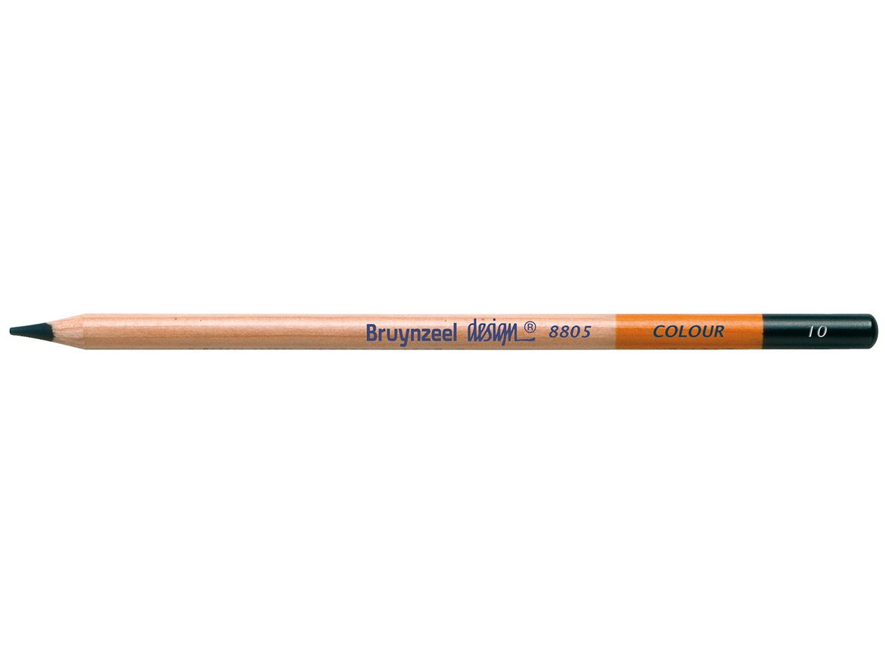 Bruynzeel pencil - 10 Black