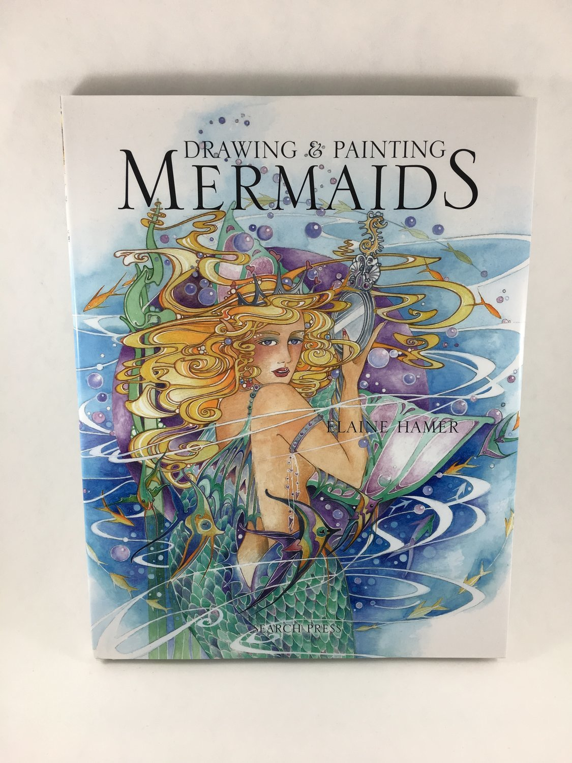 Drawing and Painting Mermaids