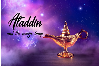 Aladdin:  A Tale from The One Thousand and One Nights 3D Audiobook (English Version)