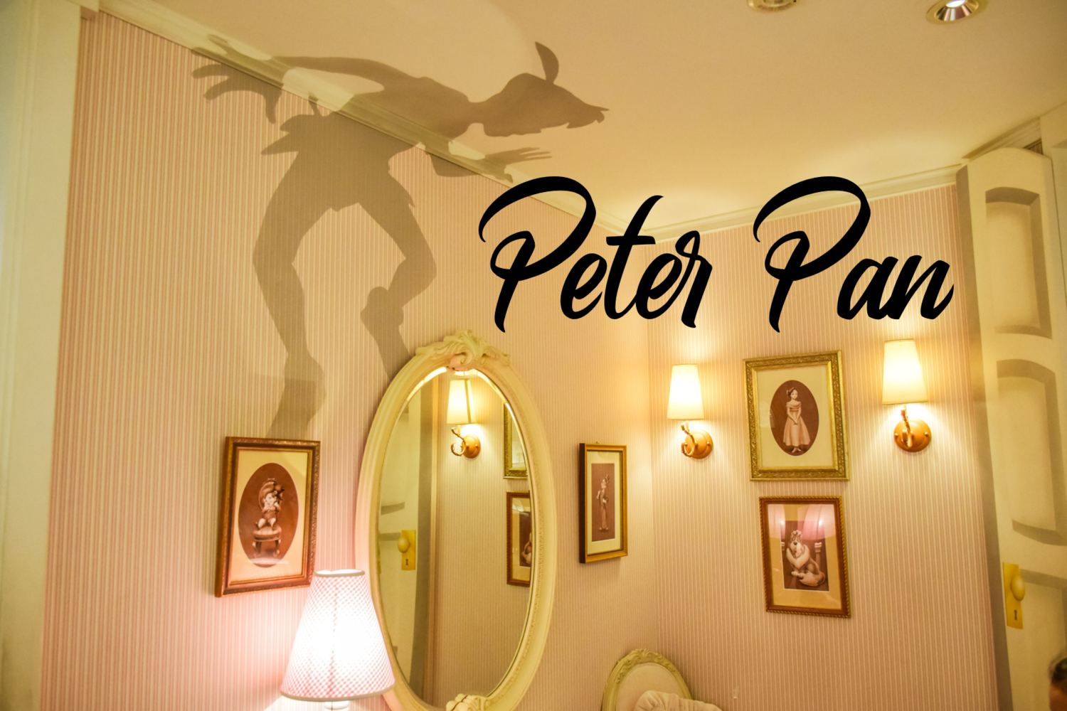 The Story of Peter Pan - 3D Audiobook (English Version)