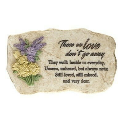 Those We Love Stepping Stone