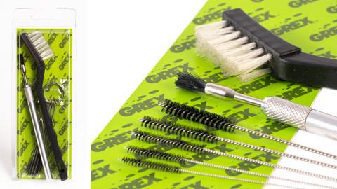 FA02 - Full Cleaning Brush Set
